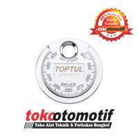Spark Plug Gap Gauge (Coin Type) JDBU0210 TOPTUL Peralatan Bengkel