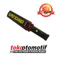 Metal Detector Super Scanner / Alat Deteksi Logam MD-3003B1