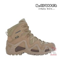 Lowa Zephyr GTX Mid Coyote Tactical Boots (Gore-tex)
