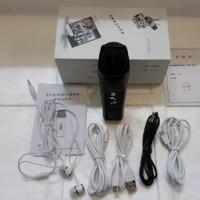 Unik Mic Microphone karaoke KTV Smule hp n komputer Berkualitas