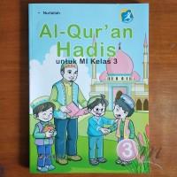 Buku Al-Quran Hadis untuk MI Kelas 3 Kurikulum 2013