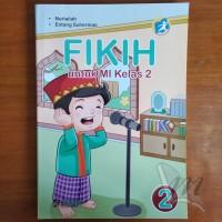 Buku Fikih untuk MI Kelas 2 Kurikulum 2013
