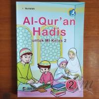 Buku Al-Quran Hadis untuk MI Kelas 2 Kurikulum 2013