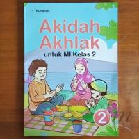 Buku Akidah Akhlak untuk MI Kelas 2 Kurikulum 2013