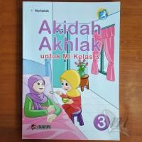 Buku Akidah Akhlak untuk MI Kelas 3 Kurikulum 2013