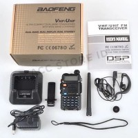 BAOFENG HT Handy Talky UV5R Walkie Talkie Radio Komunikasi UV-5R