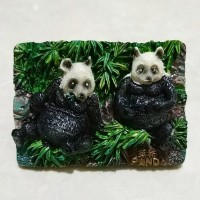 Magnet Kulkas Panda China