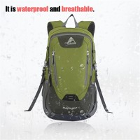 Kimlee Tas Backpack Anti Air Untuk Outdoor / Travel / Naik Gunung