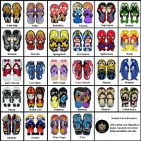 Size 24 Sandal Sancu Karakter / Sandal Lucu