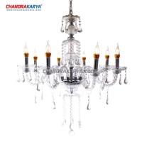 Lampu Gantung Cari Dekor LYS D-31 - Crystal - 82 x 78 Cm