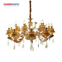 Lampu Gantung Cari Dekor LMY-50 6812-15 - Chrome - 100 x 63 Cm