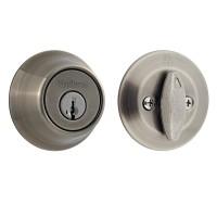 Kunci Pintu Deadbolt Single Cylinder | KWIKSET DB.SC.660 A Brass