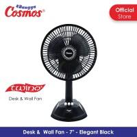 Harga cosmos 7 lda twino kipas angin 2in1 7 inch desk wall | antitipu.com