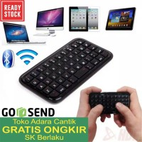 Keyboard HP Android iPhone Smart TV Box PC NB Laptop Bluetooth Wireles