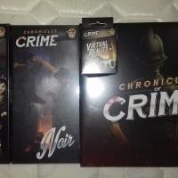 Chronicles of Crime Kickstarter Ultimate Pledge