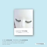 SWEETtype Premium Lashes - Bulu Mata Palsu