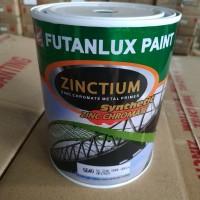 Harga cat zinctium zinc chromate 0 8 kg cat dasar meni besi anti   HARGALOKA.