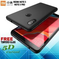 Xiaomi Redmi Note 5 Pro Case Xiaoami Redmi Note 5 Free Tempered Glass