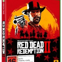 Xbox One Red Dead Redemption 2 (Xbox One XBOX One X Game)