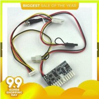 Berkualitas ATX PSU 160W Mini Pico 12VDC Input komputer murah