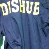 Baju Kaos Lengan Panjang Lapangan Tembak Dishub dinas perhubungan