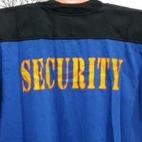 kaos baju tembak pendek security murah berkualitas