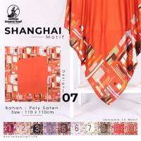 Hijab Segi Empat Satin Umama Shanghai - seri : 07