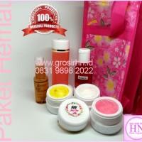 cream hn original PAHE 15gr Komplit Lebih Hemat dan kinclong