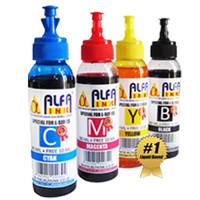 Tinta Botol Alfa Ink 80ml for Epson L-Series