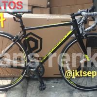 Sepeda Balap Roadbike Polygon Strattos S4