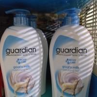 Guardian moist care goats milk 1000ml sabun susu kambing .....HOT SALE