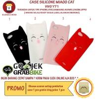Paling Bagus Termurah Vivo Y71 Case MiaOo Cat Casing Kucing Cantik Hp