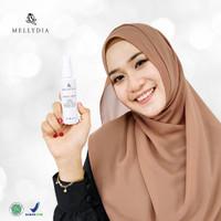 Mellydia Spray Beauty Water Perawatan Alami Mengecilkan Pori Wajah