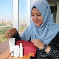 Mellydia Skincare Paket Basic dapat 3 Produk Free Pouch Eksklusive