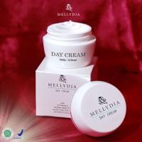 Pemutih Wajah Day Cream Krim Siang Mellydia Skincare Halal BPOM
