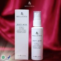 Pemutih Wajah Mellydia Skincare Beauty Water Spray Halal BPOM
