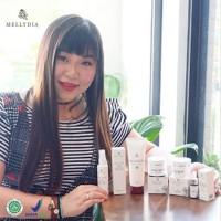 Paket Acne Mellydia Kosmetik BPOM Free Pouch Cantik