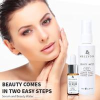 Paket Cantik Mellydia Skincare Whitening Serum dan Beauty Water Spray