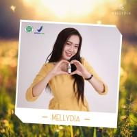Serum Wajah Mellydia Skincare Whitening Serum Kinclong Vit C Natural