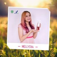Mellydia Skincare Natural 100ml Faciaol Foam BPOM Halal