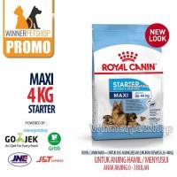 royal canin maxi starter mother baby dog 4 kg maxi star Diskon