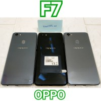 HP Oppo F7 4/64GB Ram 4gb Rom 64gb 2nd Original OPPO BATANGAN Murah