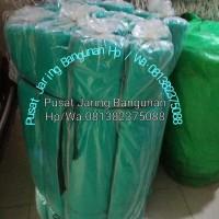 Harga insect net hijau jaring tanaman jaring bangunan harga | antitipu.com