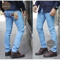 Original celana jeans panjang wrangler cowo/cowo/pria murah Termurah