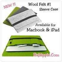 Sleeve Case Wool Felt 1 for Macbook Air 11 komputer murah