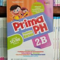 BUKU PRIMA PH SD/MI 2B kurikulum 2013