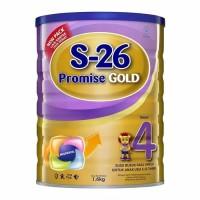 s26 promise gold 1600gr, tahap 4