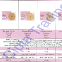 Paling Murah UV Whitening - Pixy - Compact Powder Cover Last Refill