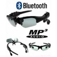 Kaca Mata MP3 Bluetooth Dilengkapi Spycam Kamera Tersembunyi Keren