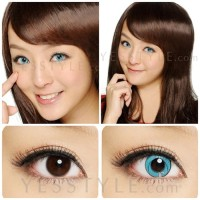 PROMO Softlens Geo Anime Cosplay CP-A7 14mm